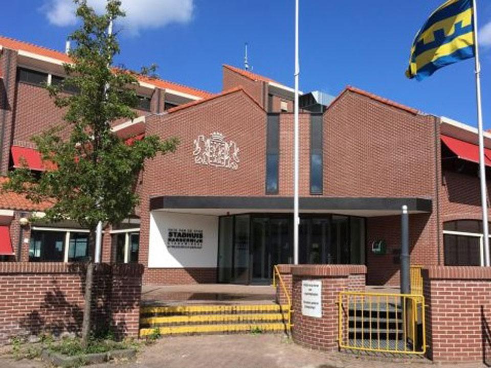 gemeentehuis-Harderwijk